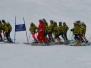 Course Poussins La Plagne 11 janvier 2014